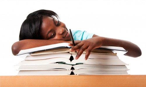 unmotivated-student